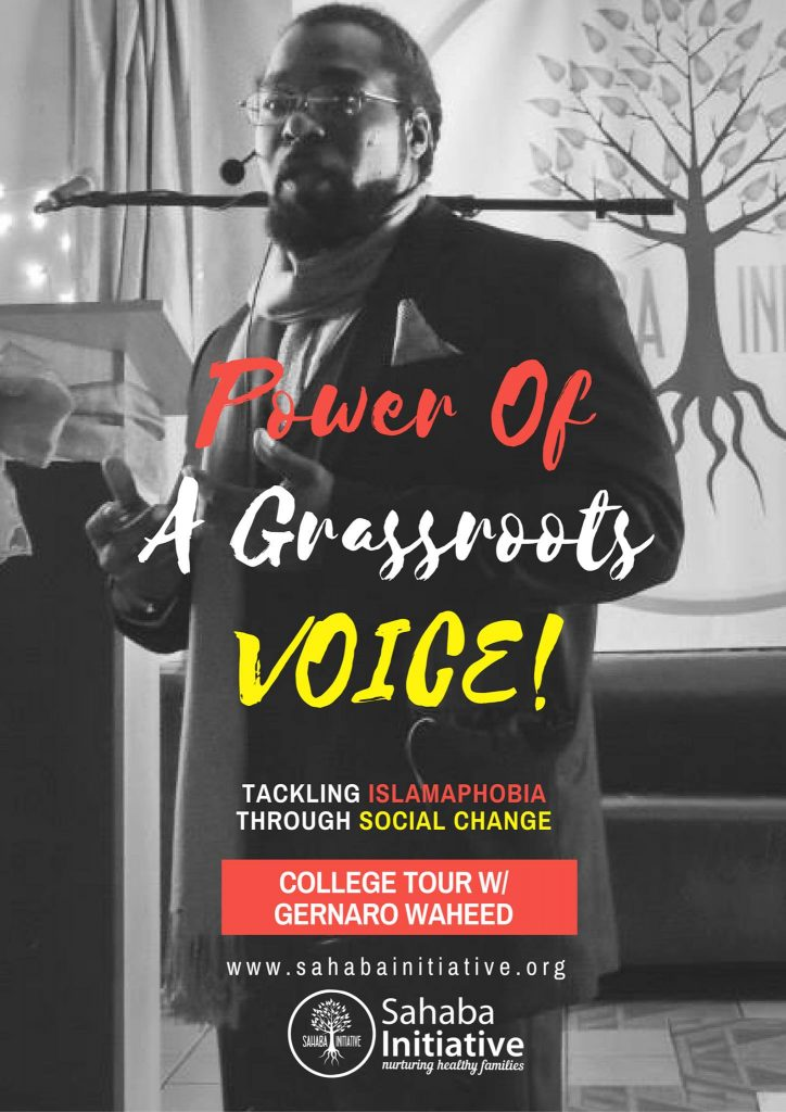 Power of A Grassroot's Voice