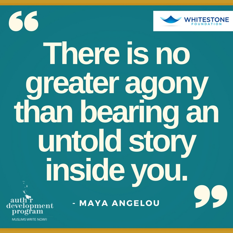 Author Development Program Quotes