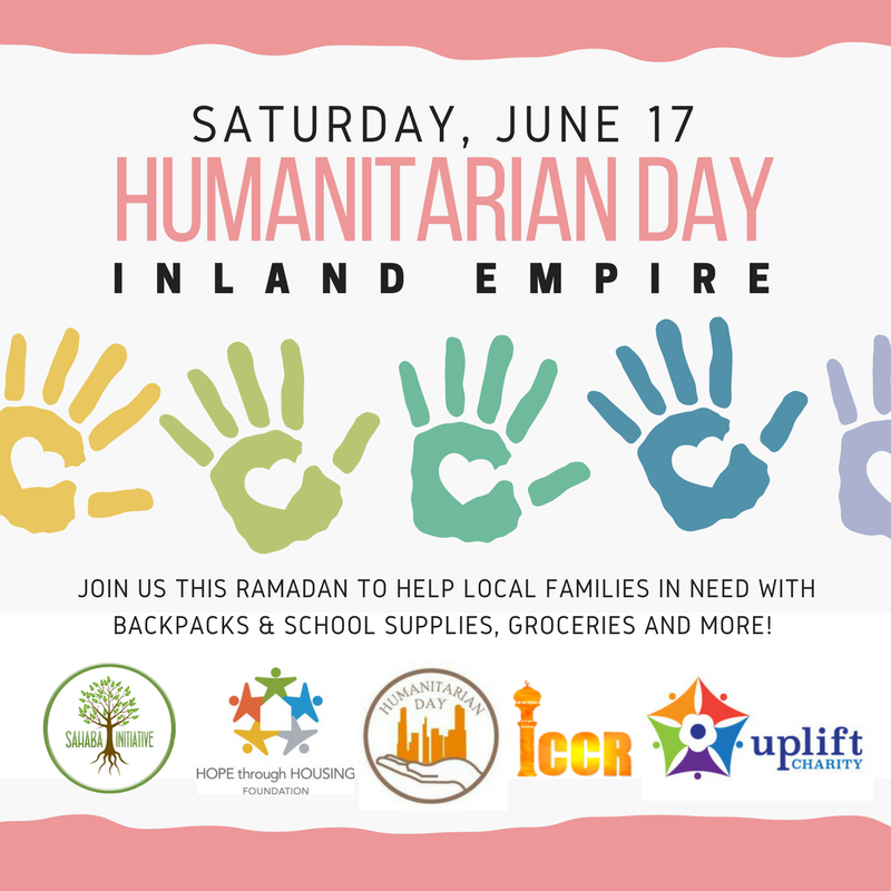 Humanitarian Day – Event Flier